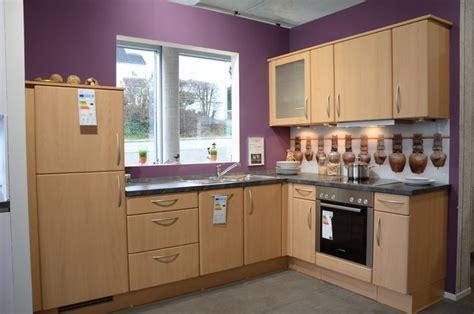Nobiliamusterküche Zeitlose Lküche In Farbe Buche