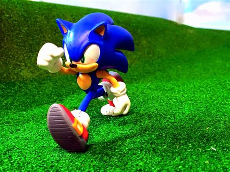 Sonic The Hedgehog Model Project 2 By Mastershakebaby On