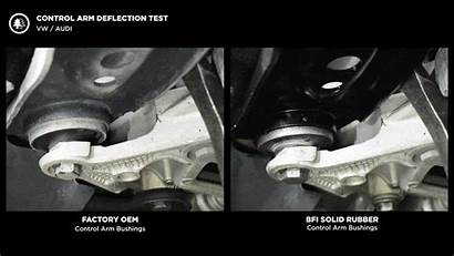 Control Arm Rubber Solid Suspension Mk7 Bushings