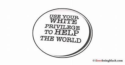 Privilege Button Being