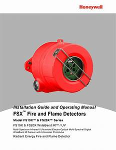 Fsx Fire And Flame Detectors Installation Guide And