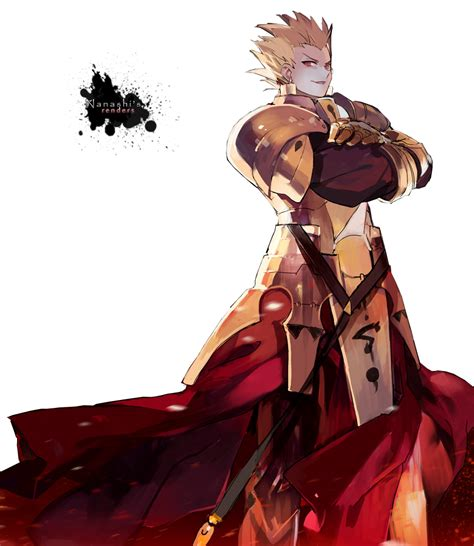 fate  gilgamesh wallpaper wallpapersafari