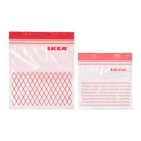 Ikea Zipper Bags Istad Plastov 253 S 225 ček Ikea