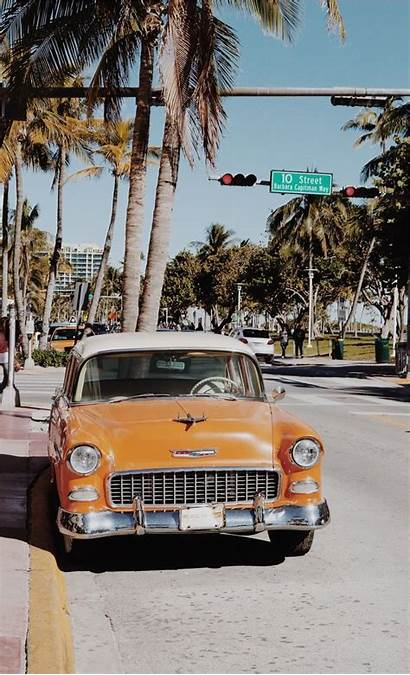 Classic Aesthetic Cars Miami Wallpapers Collage Cuban
