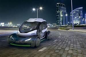 Voiture Volante Airbus : vid o airbus d voile pop up nouveau concept de voiture volante l 39 usine a ro ~ Medecine-chirurgie-esthetiques.com Avis de Voitures