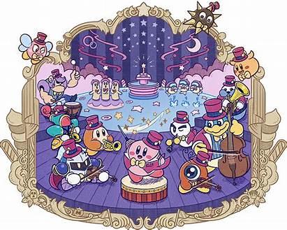 Kirby Anniversary 25th Nintendo Concert Japan Website