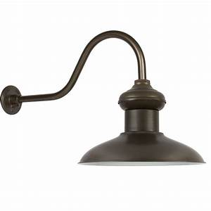 lighting design ideas copper gooseneck barn light in With copper gooseneck outdoor lighting