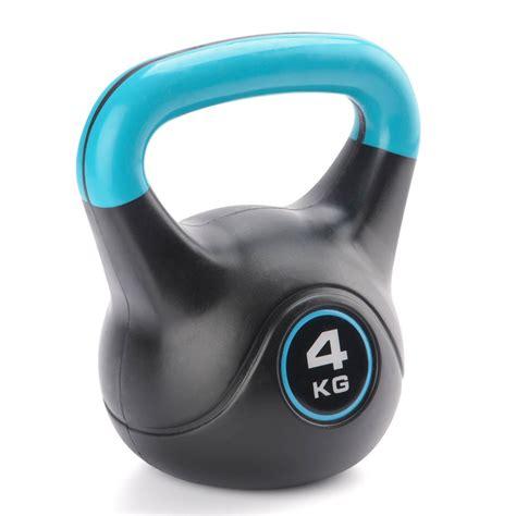 kettlebell core balance kettlebells weight training strength 2kg 12kg vinyl