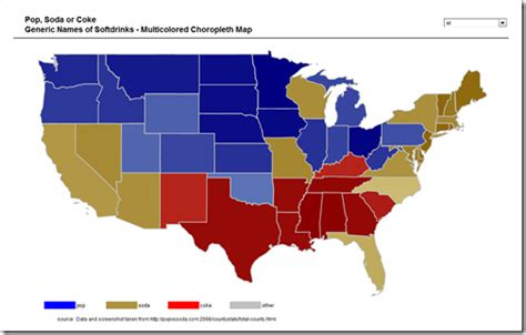 multicolored choropleth maps  excel   simply