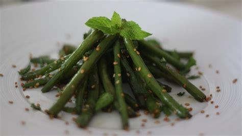 les haricots verts je les cuisine autrement