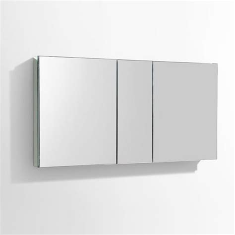 wall mounted medicine cabinet with mirror 50 39 39 wide bathroom wall mounted medicine cabinet w