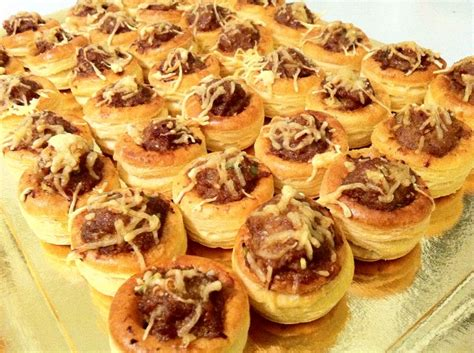 creole cuisine apéro éxotique bouchées créoles photo de finger food