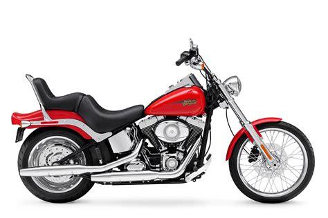 Harley Davidson Softail Custom Specs