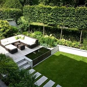 fontaine exterieure de jardin moderne 8 jardin paysager With mobilier de jardin moderne