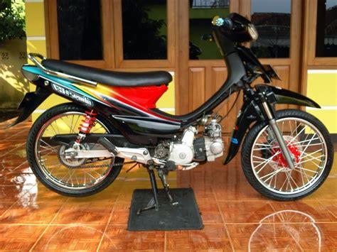 Modifikasi Motor Honda Supra 20 gambar modifikasi supra fit keren elegan otomotif style