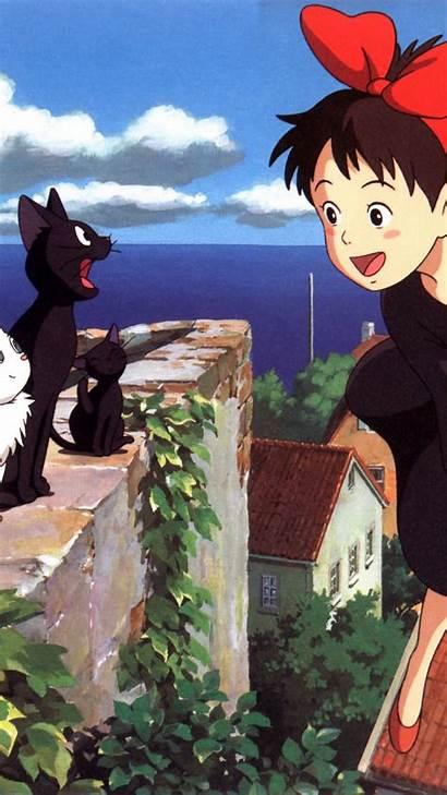 Delivery Service Kiki Ghibli Studio Kikis Anime