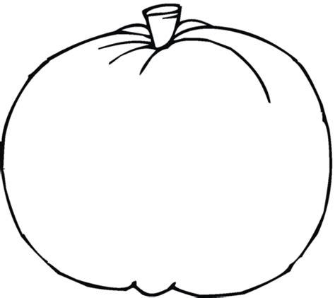 blank pumpkin coloring page supercoloringcom