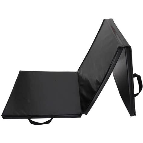 viavito tri fold exercise mat  handles