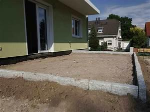 Terrasse Höher Als Garten : terrasse pflastern anleitung f r heimwerker ~ Markanthonyermac.com Haus und Dekorationen