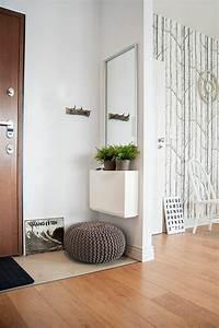 Flur Und Dielenmöbel : wandgestaltung flur 60 kreative deko ideen f r den flur ~ Sanjose-hotels-ca.com Haus und Dekorationen