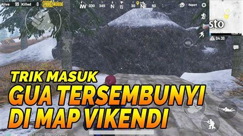 berhasil trik memasuki gua tertutup  map vikendi