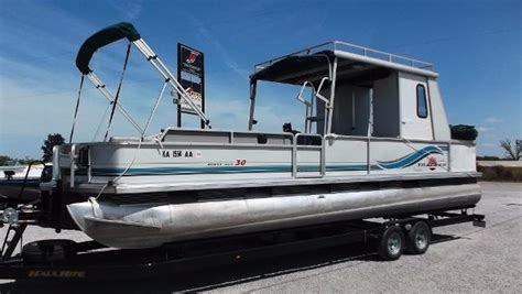 Used Pontoon Boats Kansas by Used Pontoon Boats For Sale In Kansas Page 1 Of 1 Boat