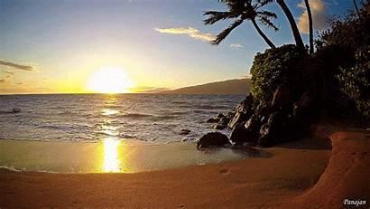 Beach Google Perfect Hawaii Sunset Candid Sky