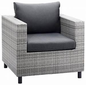 Polyrattan Sessel Grau : best loungesessel bonaire polyrattan inkl auflagen grau online kaufen otto ~ Frokenaadalensverden.com Haus und Dekorationen