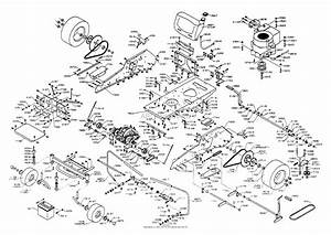 Dixon Ztr 3304  1996  Parts Diagram For Chassis Assembly