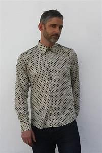 Chemise Homme Motif Original : chemise homme motif cannage ba sap ~ Nature-et-papiers.com Idées de Décoration