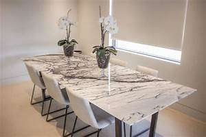 New York Marble Dining Table Euro Natural Stone