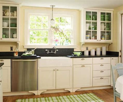 white kitchen cabinets with yellow walls 15 bright and cozy yellow kitchen designs rilane 2095