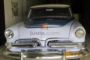 Mobil Klasik Nan Antik DODGE KINGS WAY 1955 2 Pintu Langka ...