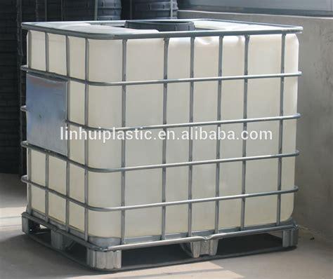 Wasserbecken Kunststoff Eckig by Ibc Square Water Tanks 1000 Litre Buy Square Plastic