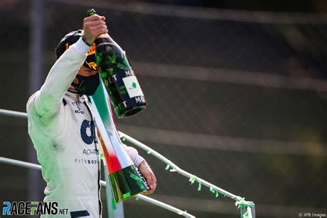 Pierre Gasly, AlphaTauri, , Monza, 2020 · RaceFans