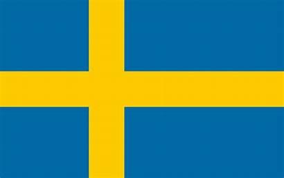 Sweden Flag Svg Wikipedia Swedish Suede Schweden