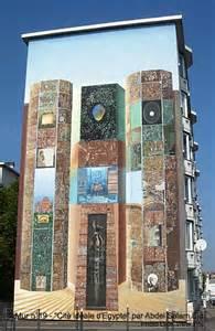 Murs Peints Lyon Tony Garnier murs peints et fresques murales cit 233 id 233 ale tony garnier 224