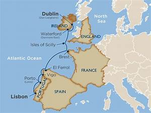 9 Days Lisbon to Dublin with Windstar Cruises From $1849 ...