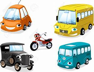 Bus clipart means transport - Pencil and in color bus ...