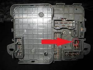 Fuse Box Continuity  Starter Wire  - Honda-tech