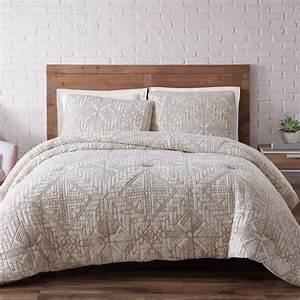brooklyn loom sand washed cotton king comforter set in With brooklyn loom bedding
