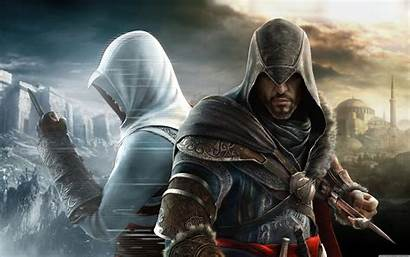 Wallpapers Creed Assassin Ezio Trilogy Cave