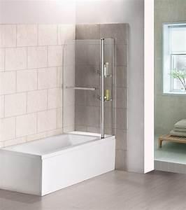 Duschwand Für Badewanne : badewanne 2 tlg faltwand duschwand drehen 180 ~ Michelbontemps.com Haus und Dekorationen