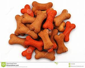 Pile Of Bone Biscuits For Dog Stock Photography - Image ...
