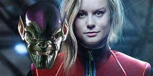 Will Captain Marvel's Skrulls Kick Off a Secret Invasion?