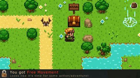 Fue considerado el mejor juego rpg para android en 2018 por reddit. Evoland, el RPG de Android para dominarlos a todos