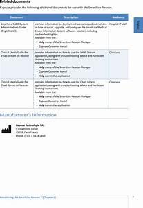 Capsule Technologie 002 Smartlinx Neuron 2 User Manual