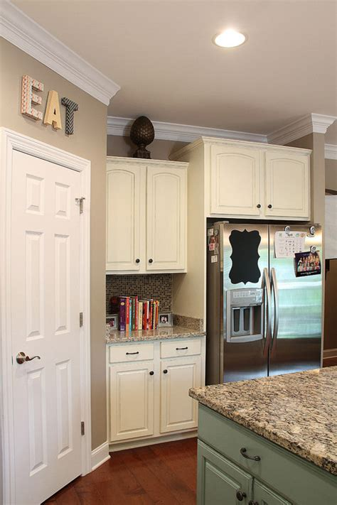 Annie Sloan Old Ochre On Cabinets?