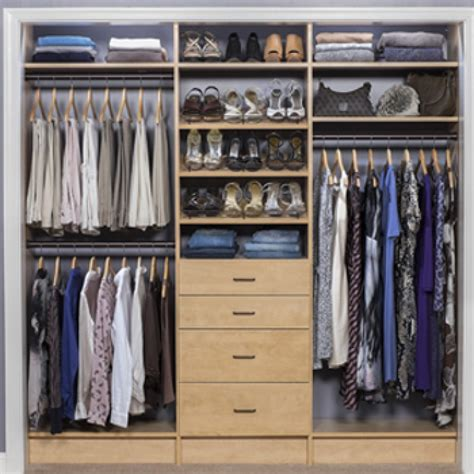 Closet Closet Organizer by Reach In Closet Organizers Cabinets Organizers Direct