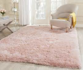 White Fluffy Rug Ikea by Safavieh Hand Tufted Pink Polyster Shag Area Rugs Sg270p